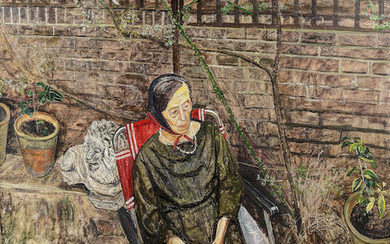 Carel Weight R.A., (British, 1908-1997)