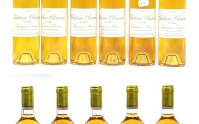 Château Climens 1988 Barsac (eleven bottles) cellared by the Wine...