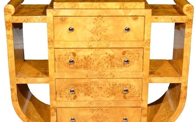 Chest of drawers, Console table, Art Deco Style