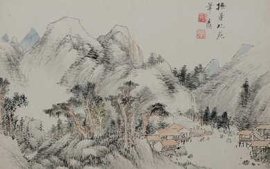 Chinese Painting in the Style of Dong Beiyuan