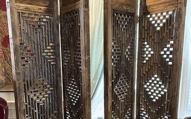 Chinese Screens, RM2A
