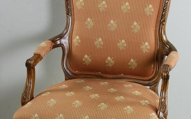 Continental Style Armchair