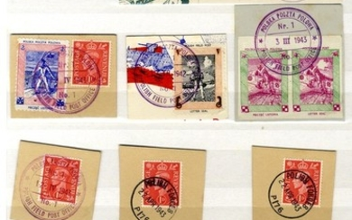 FOREIGN (incl. Poland 1918-45) varied collection with fine r...