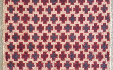 Hand Knotted Pure Wool Persian Baluchi (145 x 90cm)