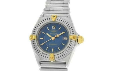 Ladies Breitling Callisto B52044 Steel Quartz Date 27MM
