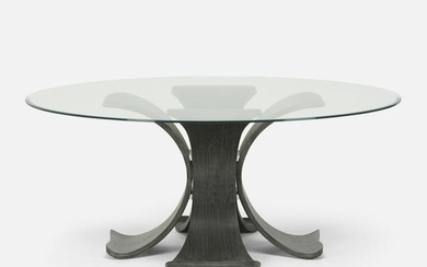 Mar Silver, Orchid dining table