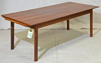 Mid Century Coffee Table With Pull Out Trays