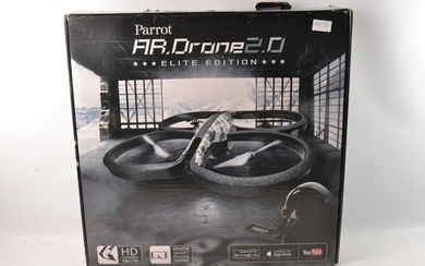 PARROT AIR DRONE 2.0 elite edition, amazing stunts(can also...