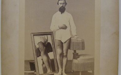 Seven (7) Photographs of Civil War Injuries: Surgical Photographic Series, Army Medical Museum, Surgeon General's Office.
