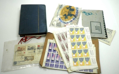 Stamp Collection, Worldwide