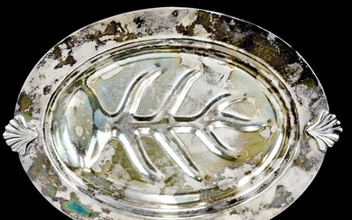 Tiffany & Co Sterling Silver Serving Tray