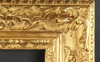 "A 19th Century French Gilt Composition Frame, 26.5"" x"