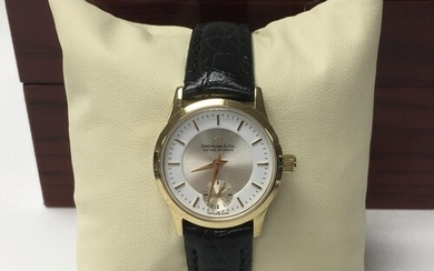 A Dreyfuss & Co ladies watch, boxed.