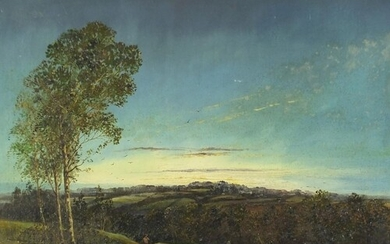 Attributed to Thomas Kennedy - High Beech, Essex, oil on boa...