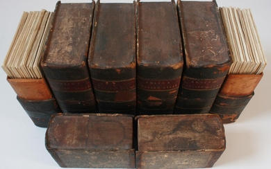 Charles Smith's County Atlas: A Complete Set of County Maps of England Second Edition 1808