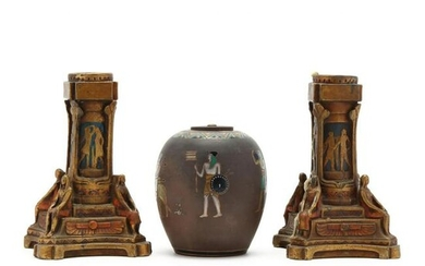Egyptian Revival Decorative Accessories