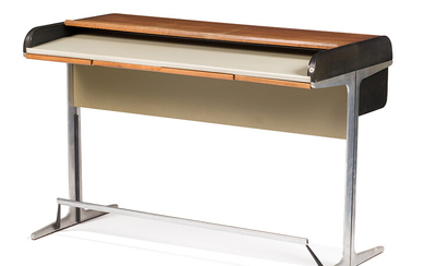 George Nelson: Roll-top architect's desk