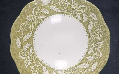 J and G Meakin Sterling Staffordshire Renaissance Green