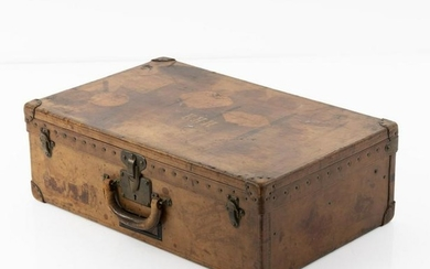 Louis Vuitton, Travel case, c. 1935