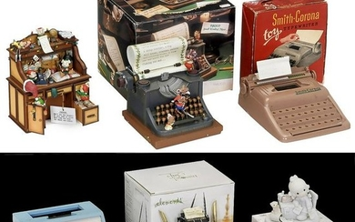 Typewriter Novelties and Office Accessories