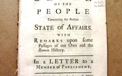 1721 The Sense of the People Concerning State of