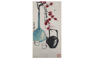 QI BAISHI (attributed to, 1864 – 1957).