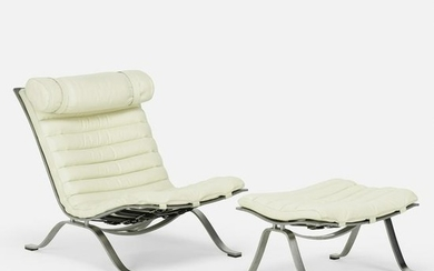 Arne Norell, Ari lounge chair and ottoman