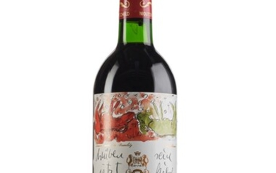 Château Mouton-Rothschild 1989, Pauillac, 1er cru classé Some bottles with signs of old seepage Levels seven base of neck, two top, and three mid-upper shoulder In original wooden case