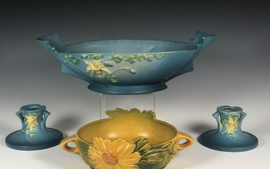 Collection of Four Roseville Pieces