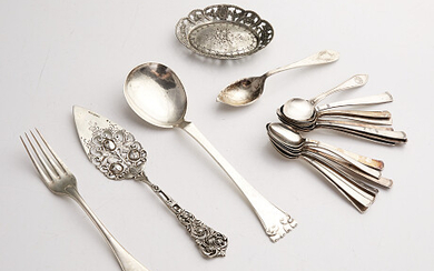 Cutlery tableware Bestickservis