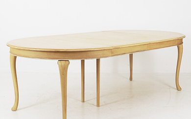 Dining table second half of the 20th century Matbord 1900-talets andra hälft