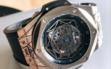 Hublot - Big Bang Sang Bleu - 415.NX.7179.VR.MXM18 - Men - 2011-present