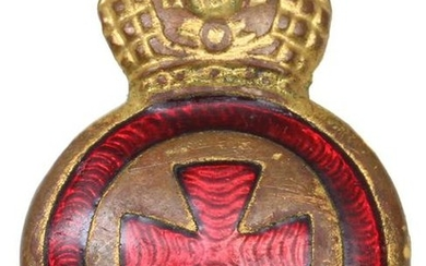 IMPERIAL RUSSIAN ORDER OF ST. ANNE, 4 CLASS BADGE