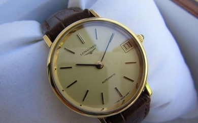 Longines - Automatic Extra Ultra Slim Automatic Swiss Made Vintage 70 - Ref. 994 4398 - Cal. 994.1 - Men - 1970-1979