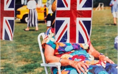 MARTIN PARR | THINK OF ENGLAND, 1999