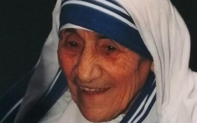 MOTHER TERESA (1910-1997). Mother Teresa was the founder of...
