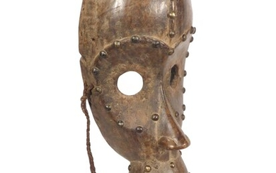 Mask With Voice Amplifier, Dan People, Liberia