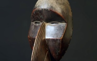 Mask - Wood - Dan - Ivory Coast