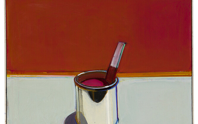 Raimonds Staprans: A Study of the Shiny Paint Can