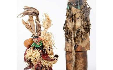 Robert Rivera (Apache, 20th century) Sculptures