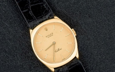 Rolex Cellini in gold for lady