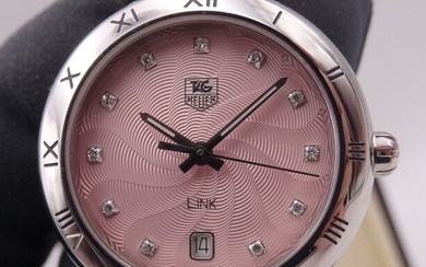 TAG Heuer - Link Diamond - Ref. WAT1313.BA0956 - Women - 2014