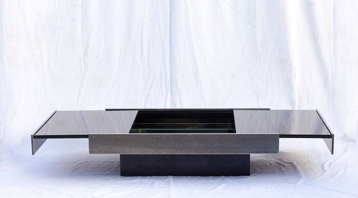 Willy Rizzo - Cidue - Coffee table