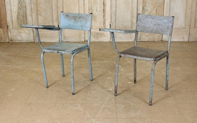 2 Prouve Style Student Chairs