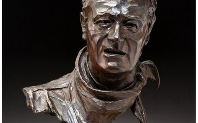 76034: Gallagher Rule (American, b. 1930) John Wayne, 1