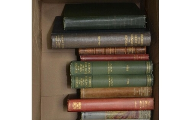 Mixed lot of books to include *SCOTTISH JOURNEY by EDWIN MUI...