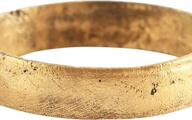 VIKING WEDDING RING, 866-1067 AD S7.
