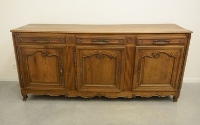 18th century French furniture (HT.265 x 230 x...