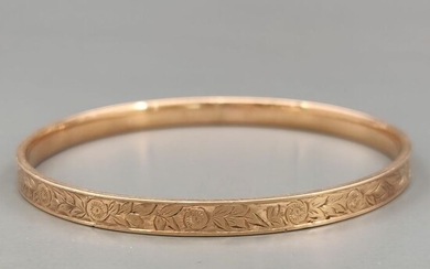 9 k Yellow gold - Bracelet