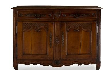 A French Provincial sideboard